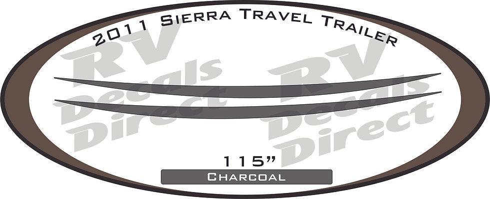 2011 Sierra Travel Trailer