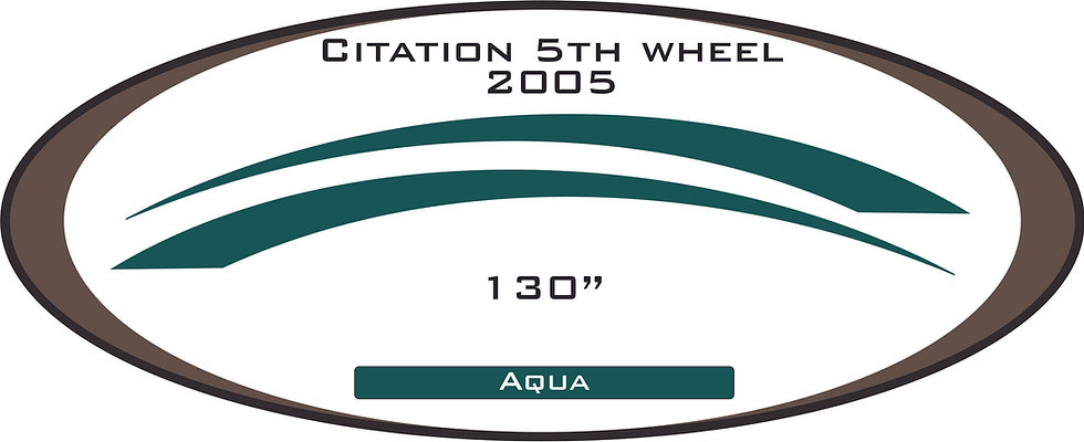 2005 Citation Supreme 5th wheel