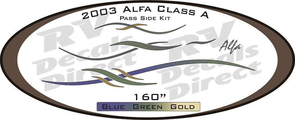 2003 Alfa Class A