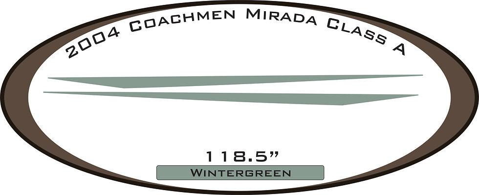 2006 Mirada Class A