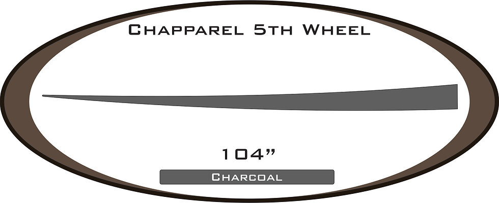 2005 Chapparal 5th wheel