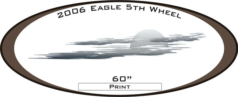 2006 Eagle 5th Wheel