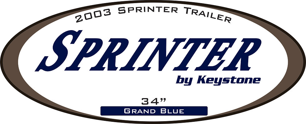2003 Sprinter Travel Trailer