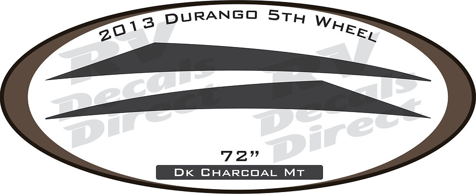 2013 Durango 5th Wheel