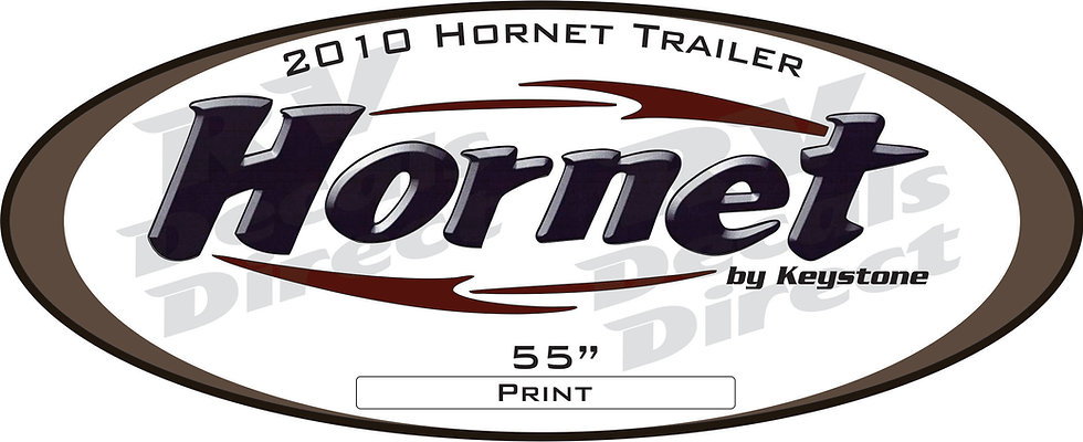 2010 Hornet Travel Trailer