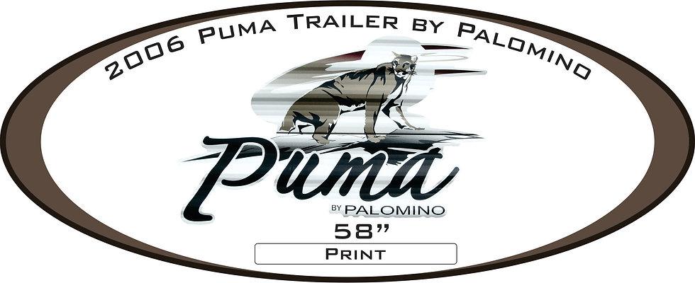 2006 Puma Trailer