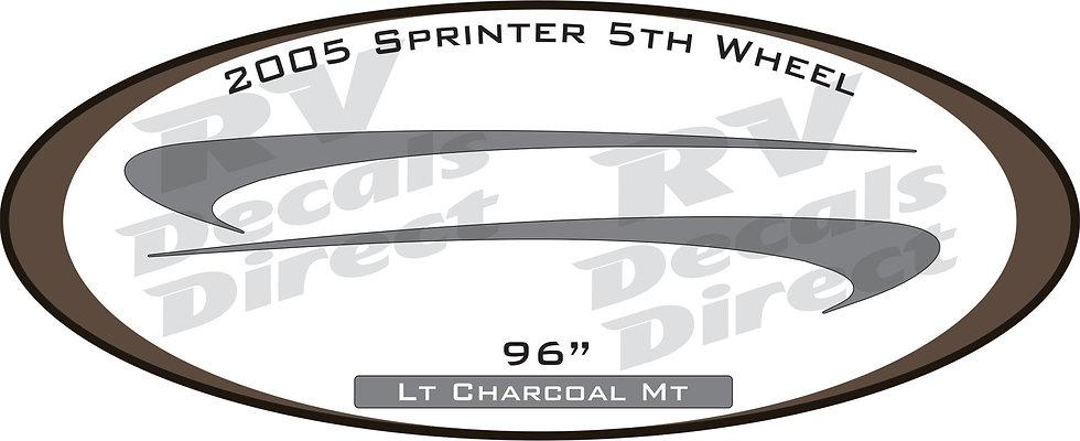 2005 Sprinter 5th Wheel