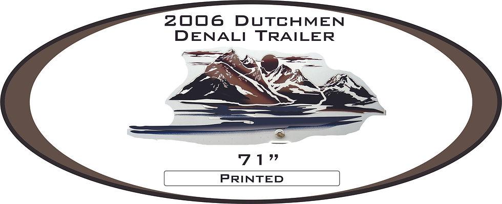 2006 Denali Trailer