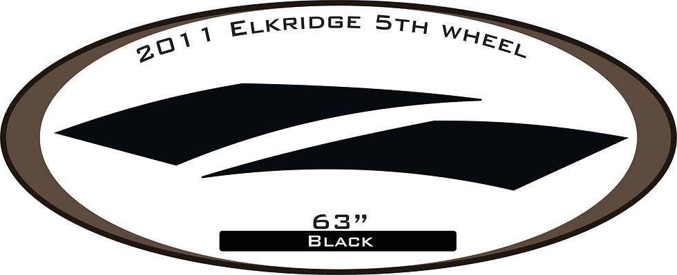 2011 Elkridge 5th wheel