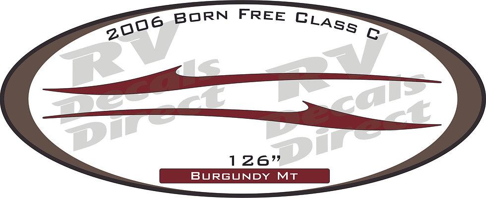 2006 Born Free Class C