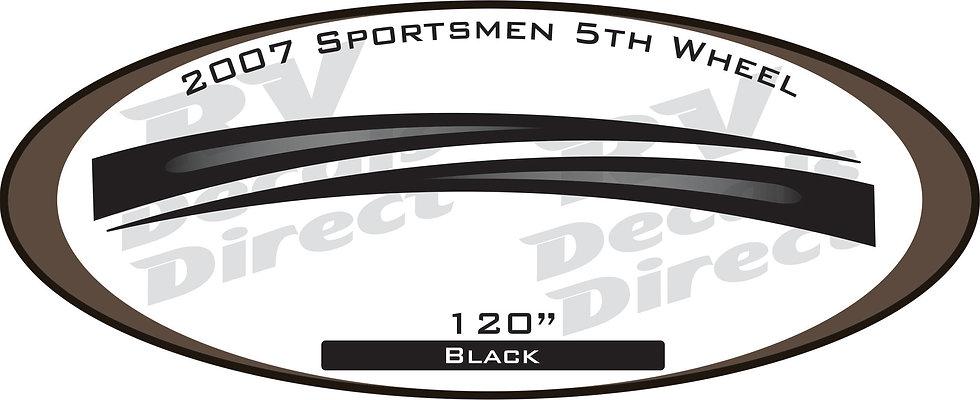 2007 Sportsmen 5th Wheel