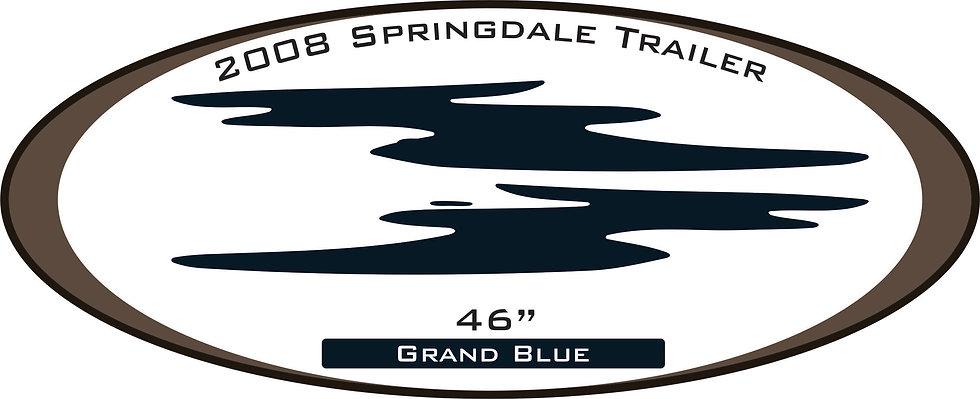 2008 Springdale Travel Trailer