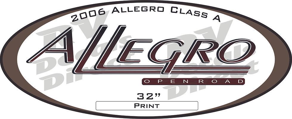 2006 Allegro Class A