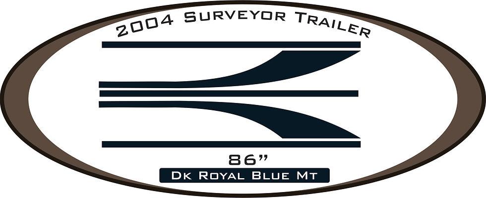 2004 Surveyor Travel Trailer