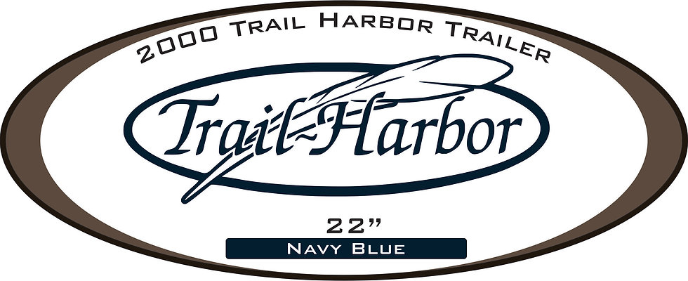 2000 Trail Harbor Travel Trailer