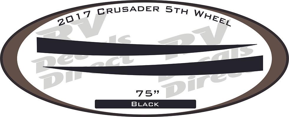 2017 Crusader 5th Wheel