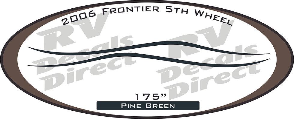 2006 Frontier 5th Wheel