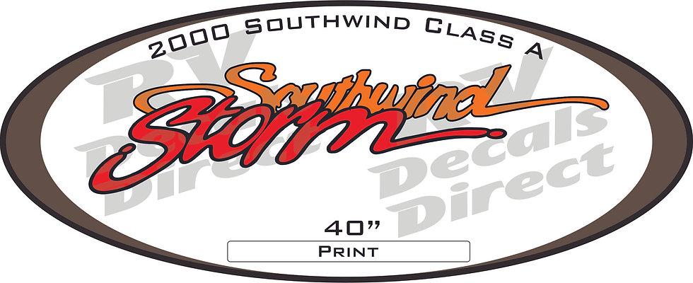 2000 Southwind Class A