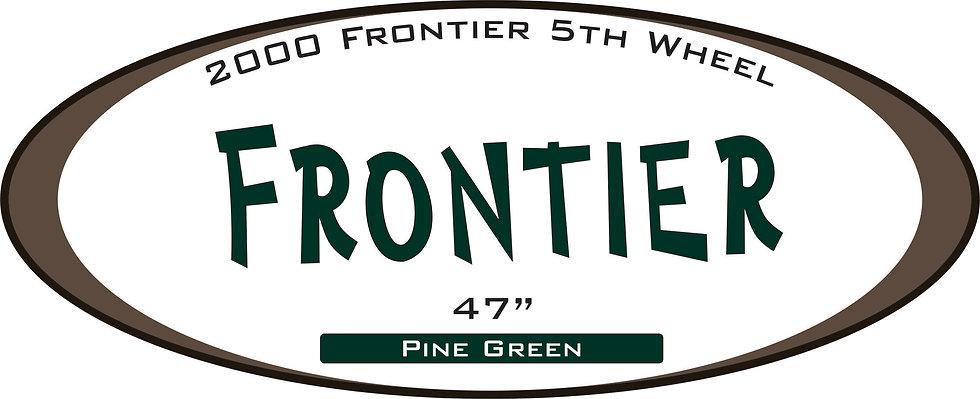 2000 Frontier Trailer