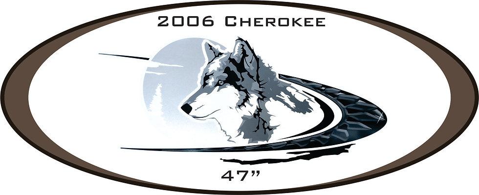 2006 Cherokee Travel Trailer