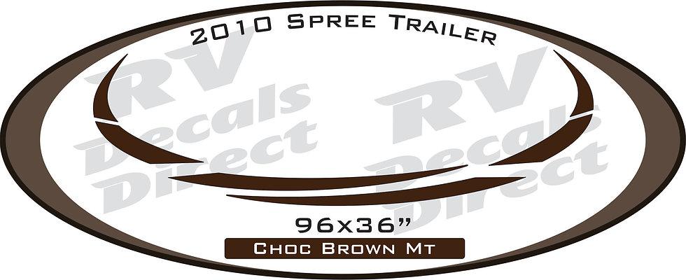 2010 Spree Travel Trailer