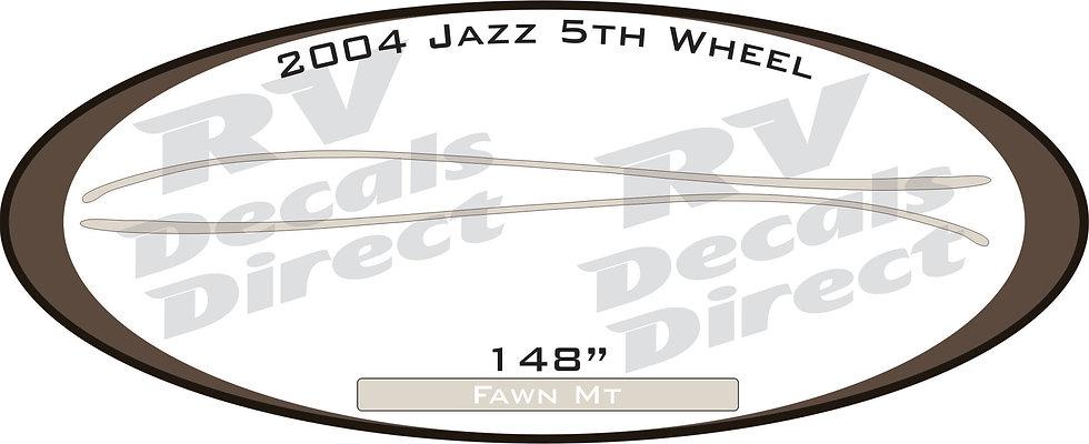 2004 Jazz 5th Wheel