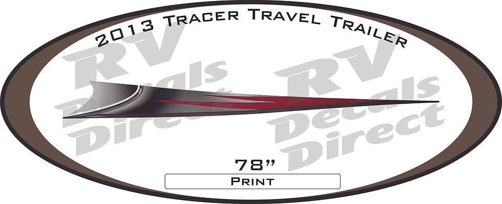 2013 Tracer Travel Trailer