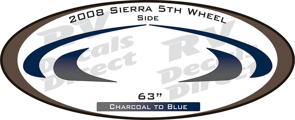 2008 Sierra 5th Wheel