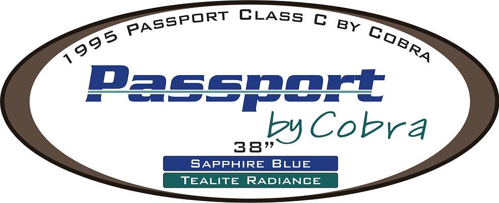 1995 Passport Class C by Cobra