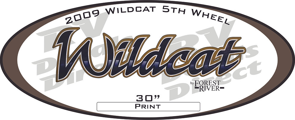 2009 Wildcat 5th Wheel