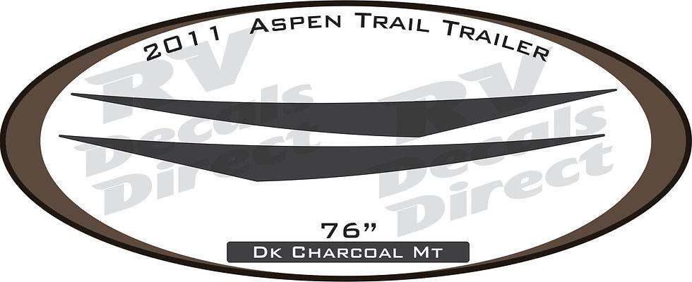 2011 Aspen Trail Travel Trailer
