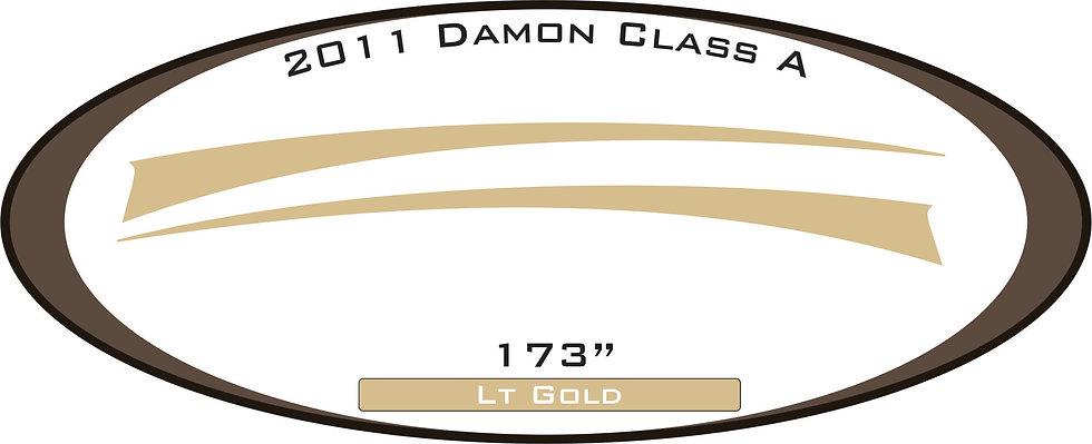 2011 Damon Class A