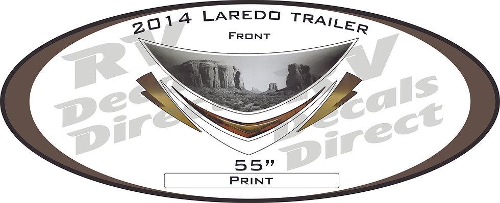 2014 Laredo Travel Trailer
