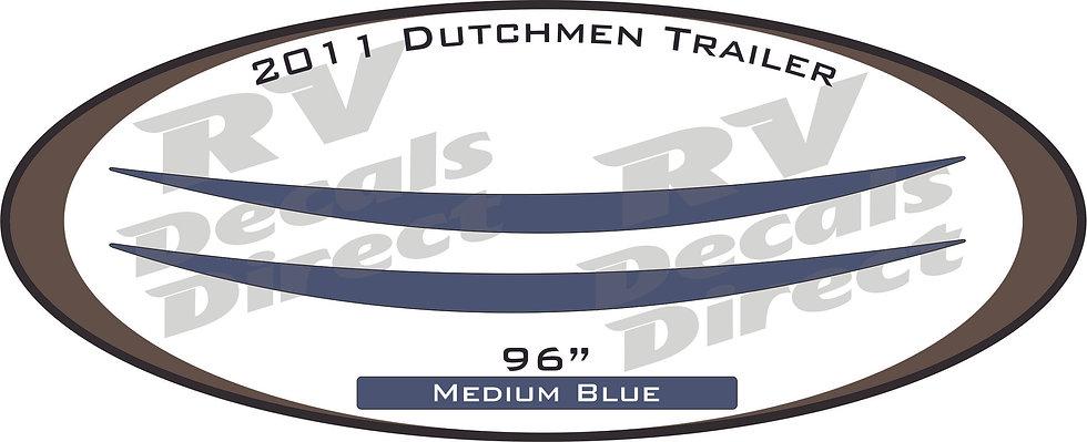 2011 Dutchmen Travel Trailer