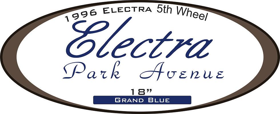1996 Electra 5th wheel