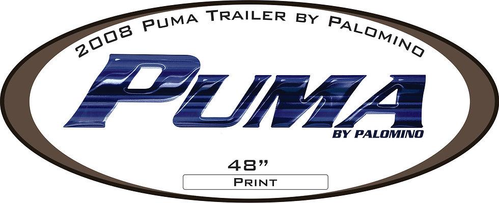 2008 Puma Trailer