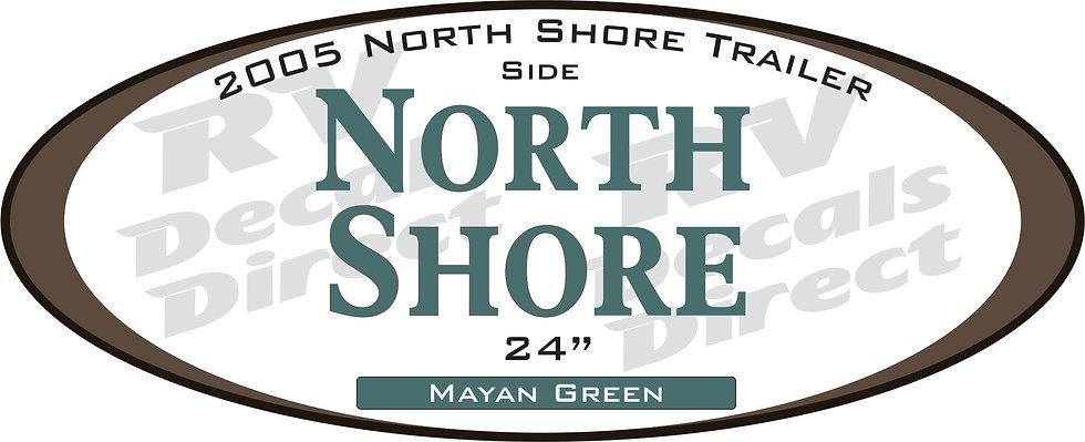 2015 North Shore Travel Trailer
