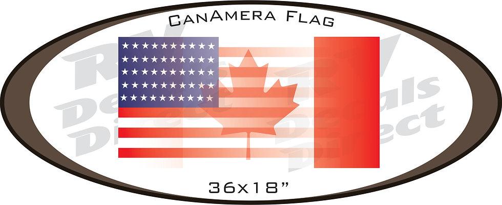 CanAmera Flag