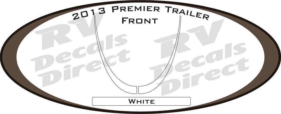 2013 Premier Travel Trailer