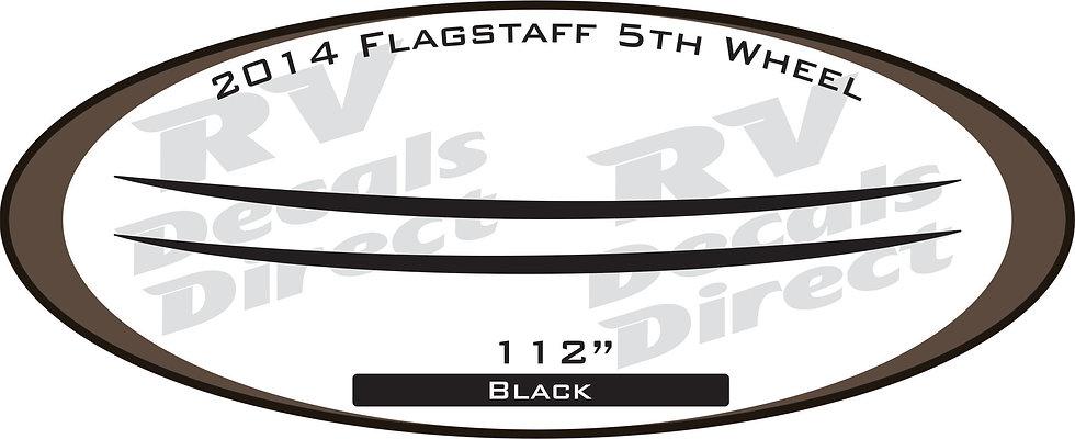 2014 Flagstaff 5th Wheel