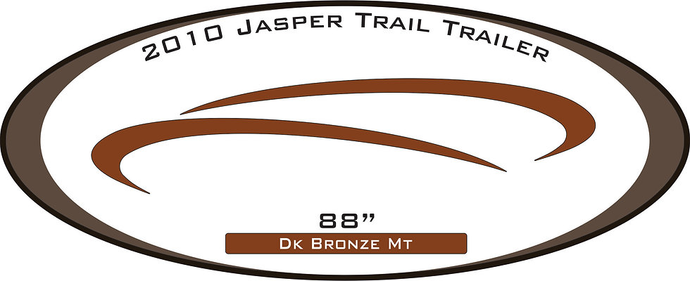2010 Jasper Trail Trailer