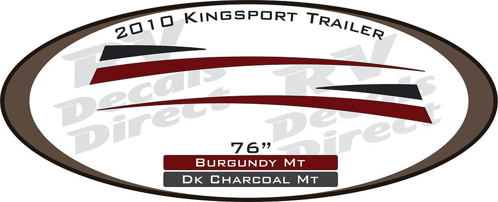 2010 Kingsport Travel Trailer