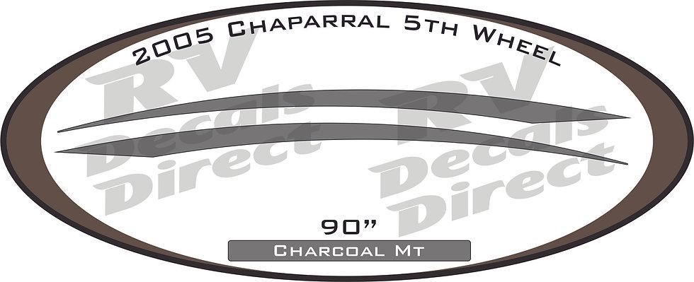 2005 Chaparral 5th Wheel
