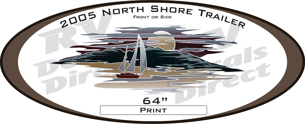 2005 North Shore Travel Trailer