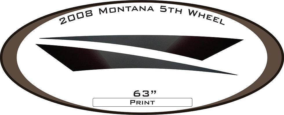 2008 Montana 5th wheel
