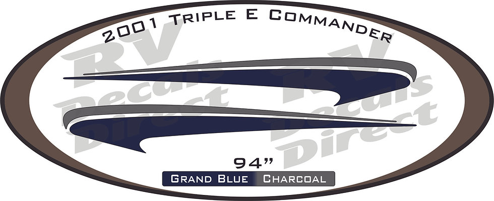 2001 Commander Class A