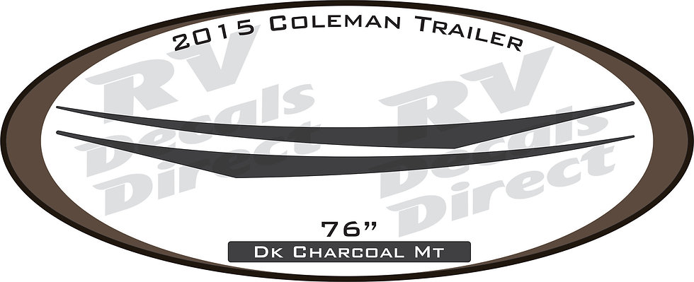 2015 Coleman Travel Trailer