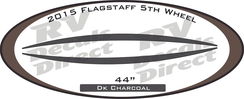 2015 Flagstaff 5th Wheel