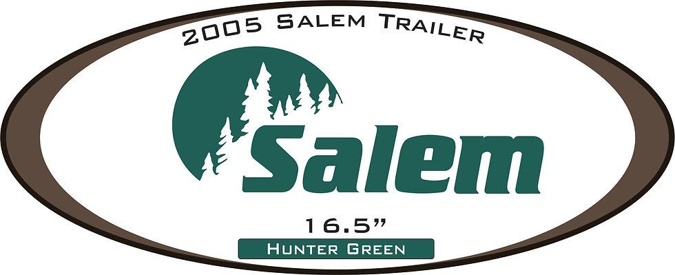 2000 Salem Trailer