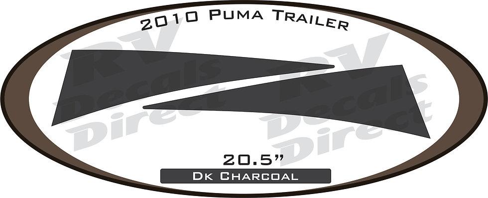 2010 Puma Travel Trailer